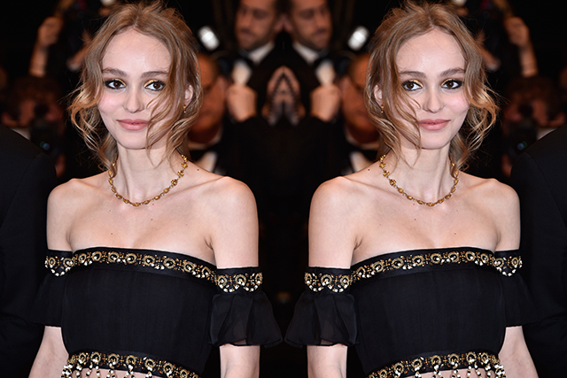 Lily-Rose Depp on acting, famous parents and why she quit